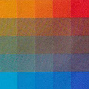 webagentur-mw - das bild zeigt eine farbtafel von johannes itten zum thema komplementär-kontrast