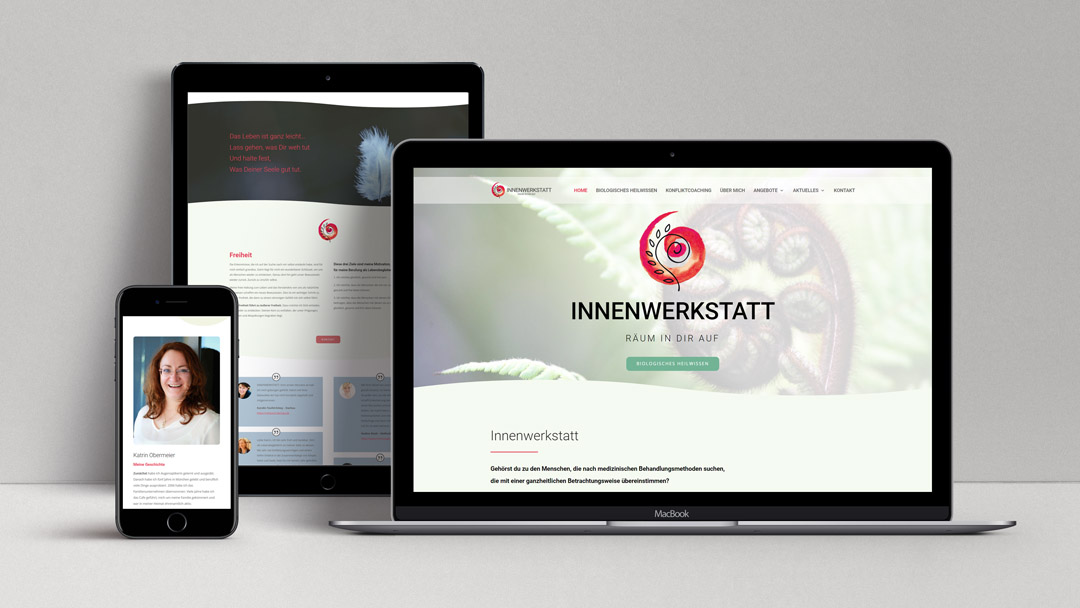 Webagentur MW - Projekte - Innenwerkstatt